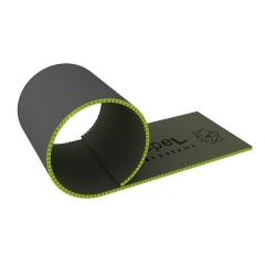 Slotted Curved board